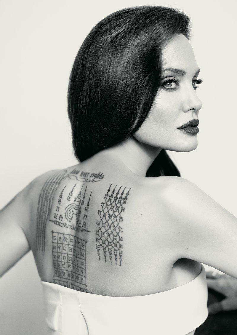Анджелина Джоли не се страхува от старостта