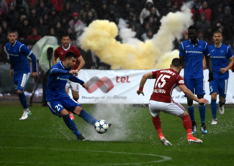 ЦСКА - Левски нареден сред най-здравите дербита в света