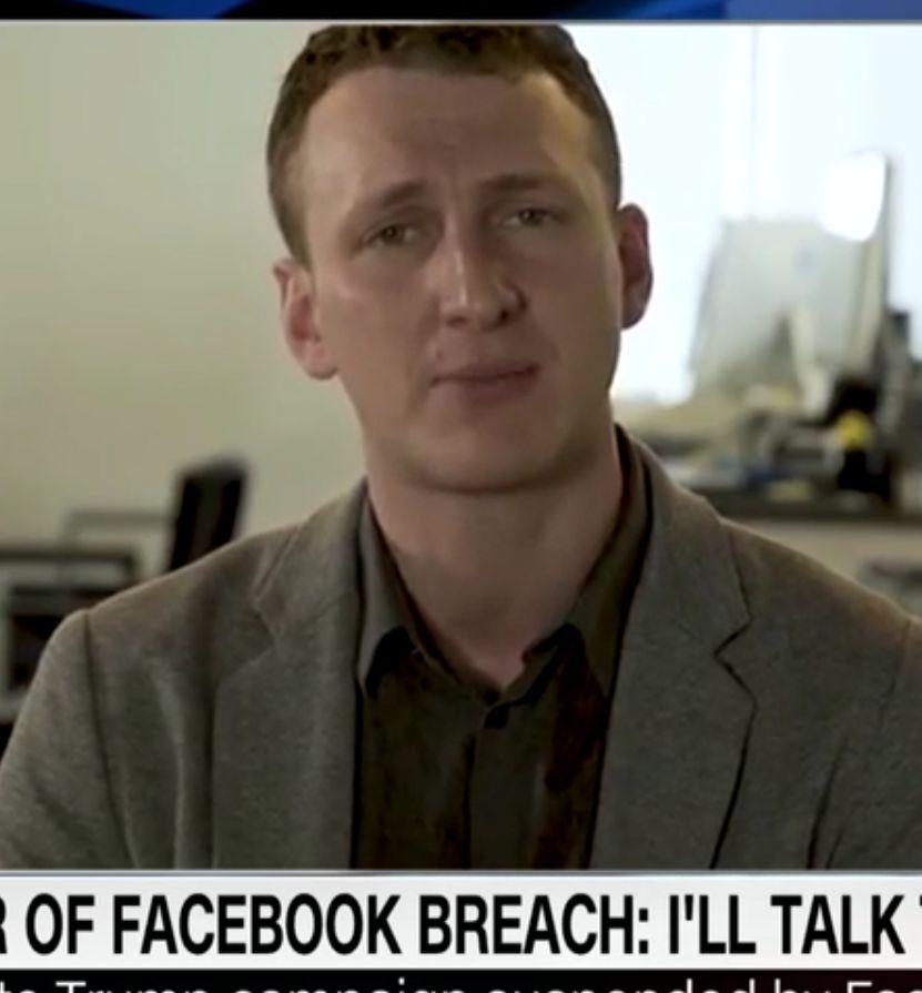Учен: Аз съм изкупителна жертва в скандала с Фейсбук