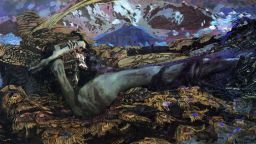Ангелът на демоните - Михаил Врубел