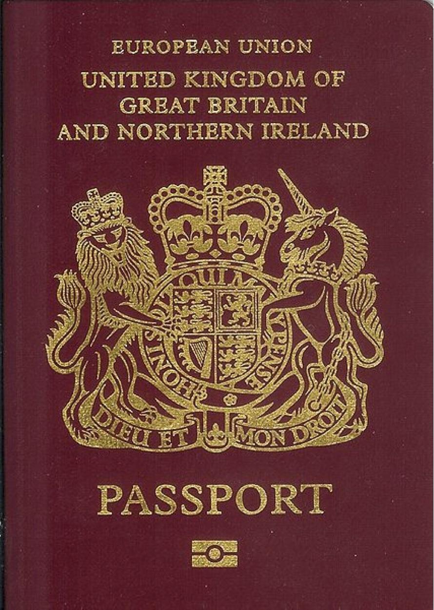 Британските паспорти след Брекзит ще се правят във Франция