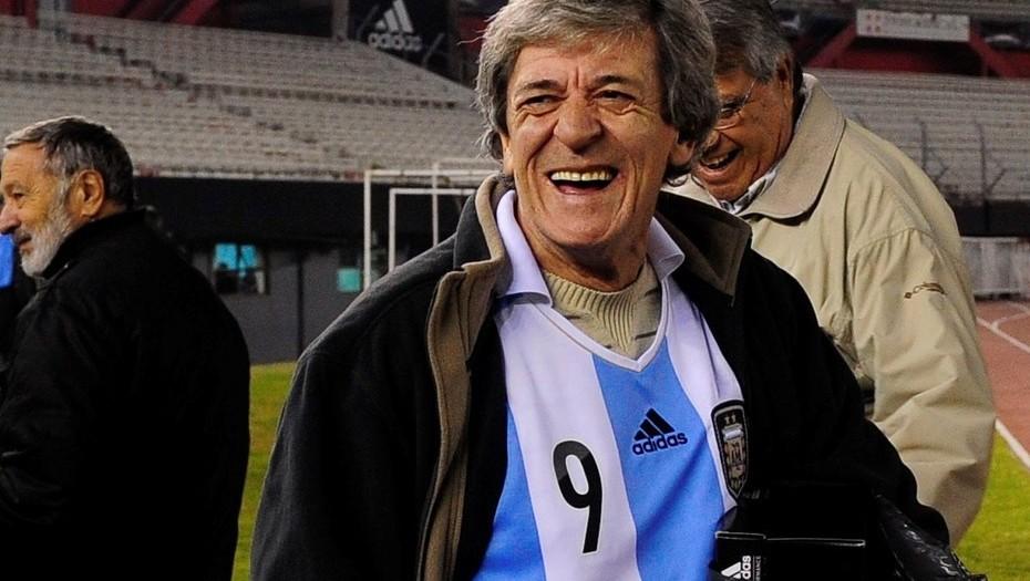 Почина Лудия от шампионския отбор на Аржентина