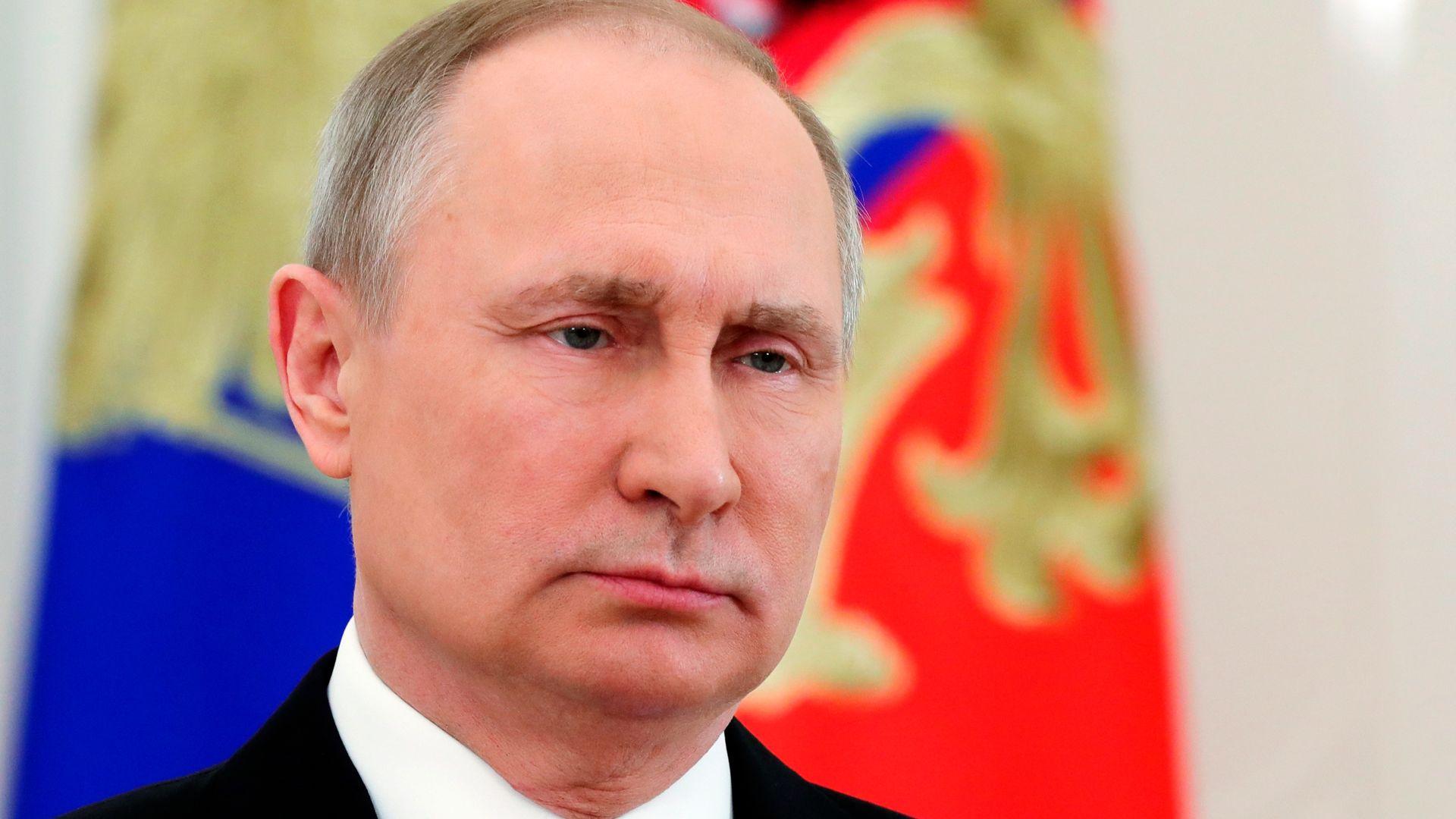 Путин: САЩ само усложняват хуманитарната катастрофа в Сирия