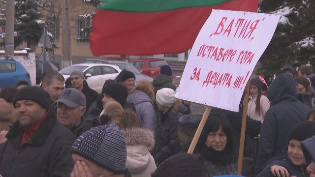 След протест: Няма да добиват кварцов пясък край Нови хан