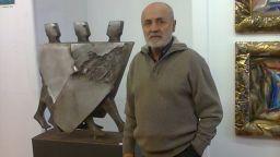 """Скулпторът Никола Станчев представя """"Материята също е дух"""""""