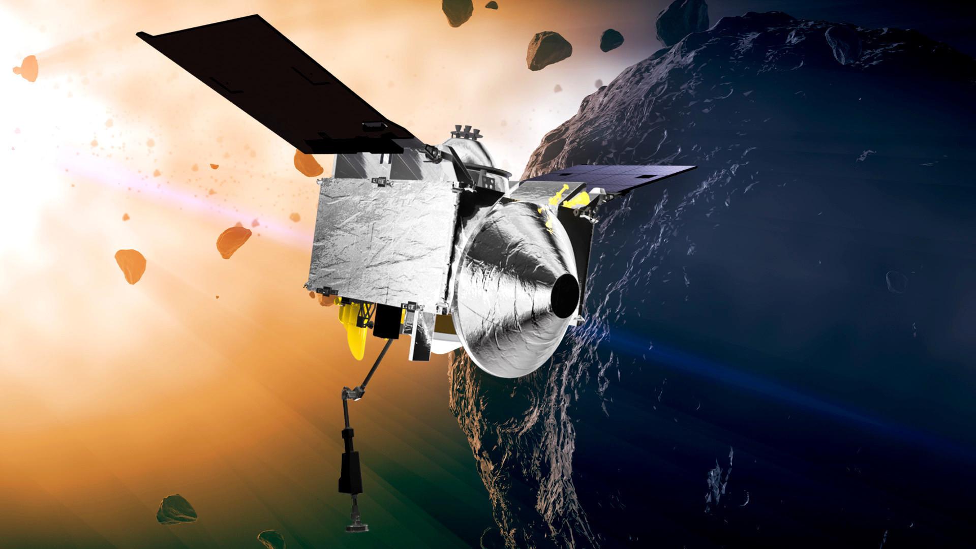 Американци планират да взривят астероид