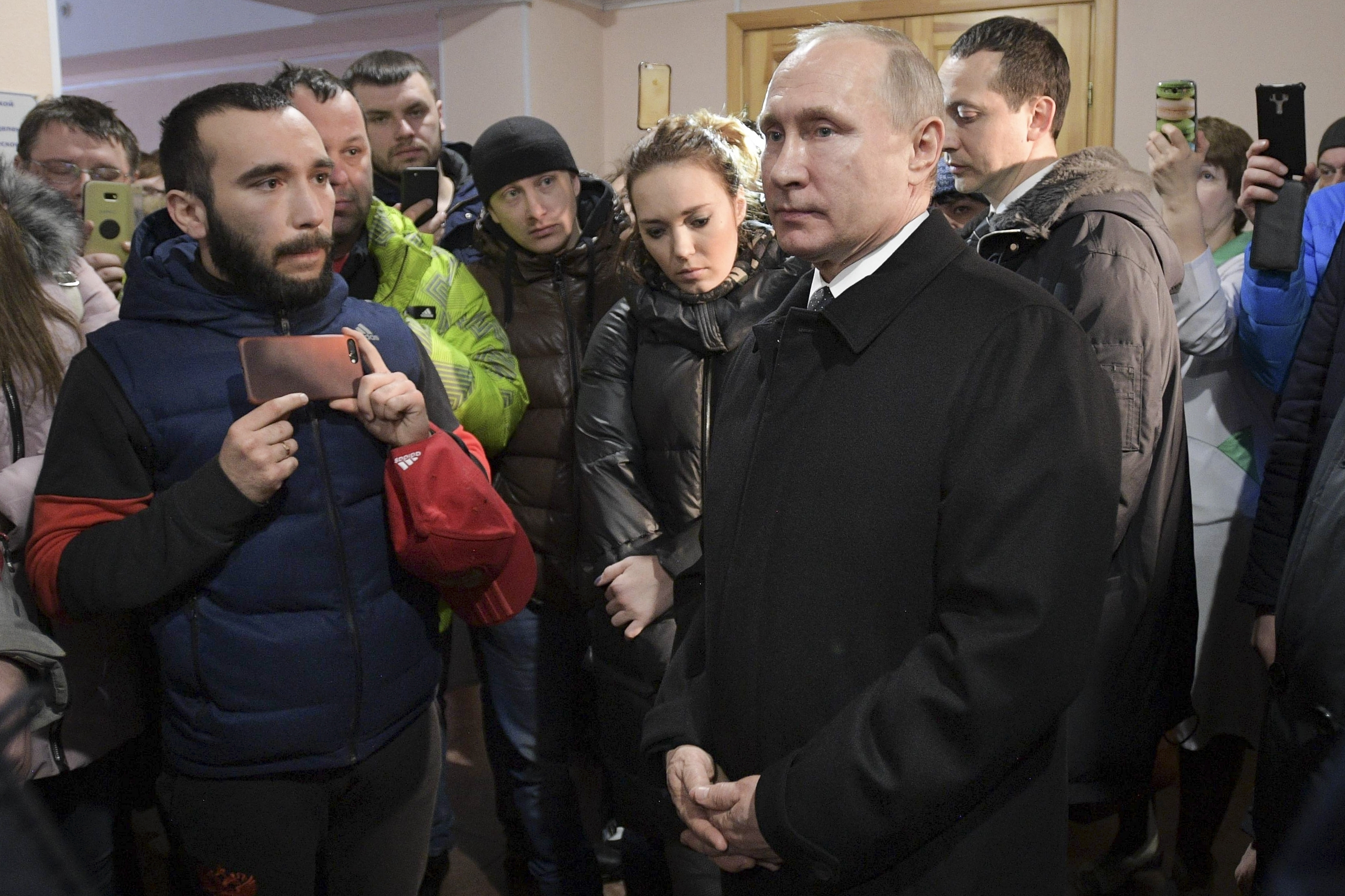 Изгорелият търговски център в Русия не е бил застрахован