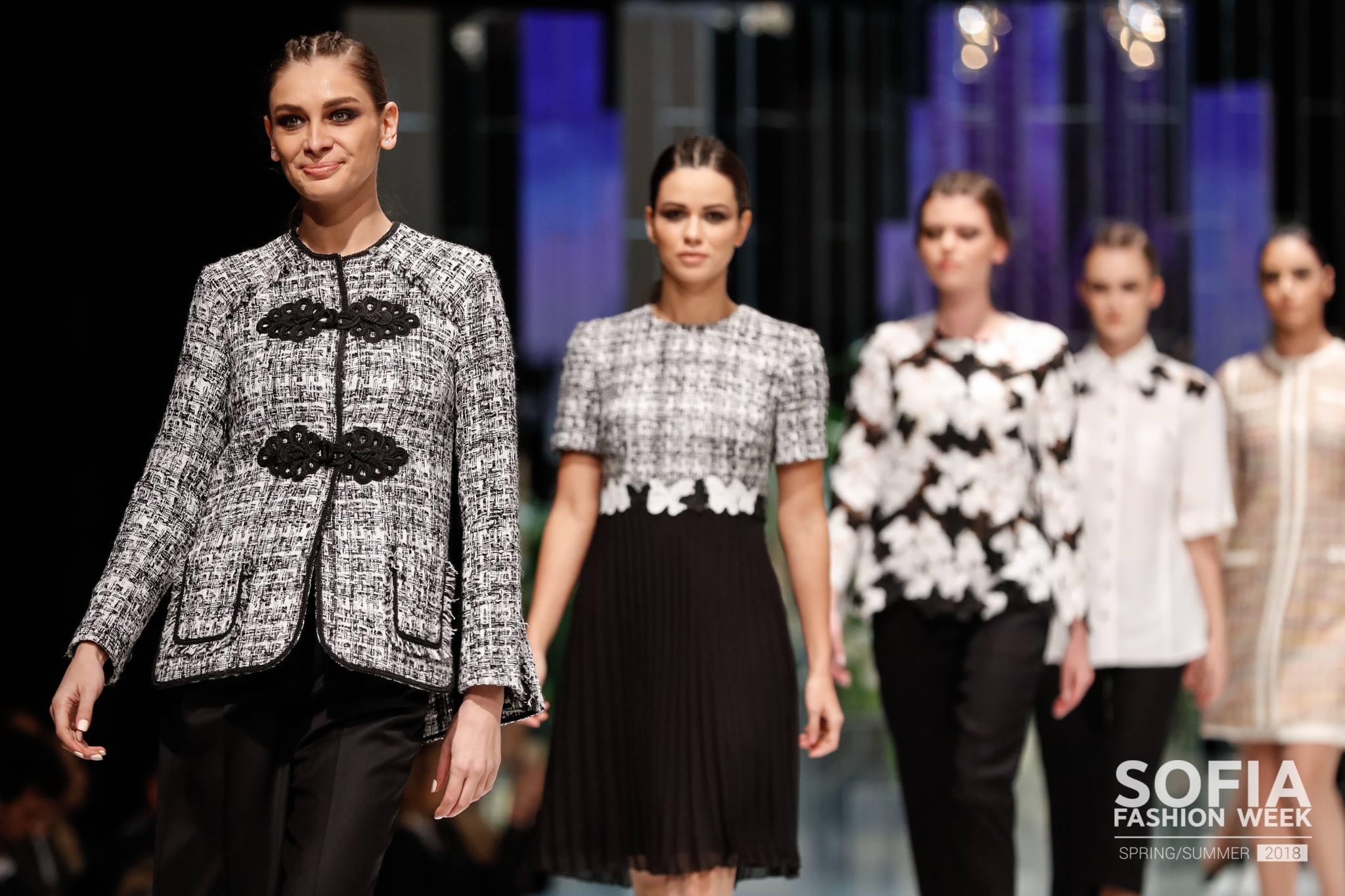 Ревю на Жени Живкова откри Sofia Fashion Week