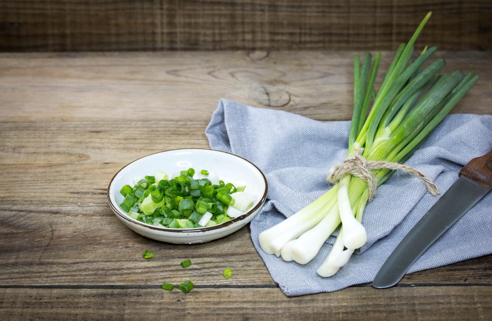 Защо да ядем зелен лук