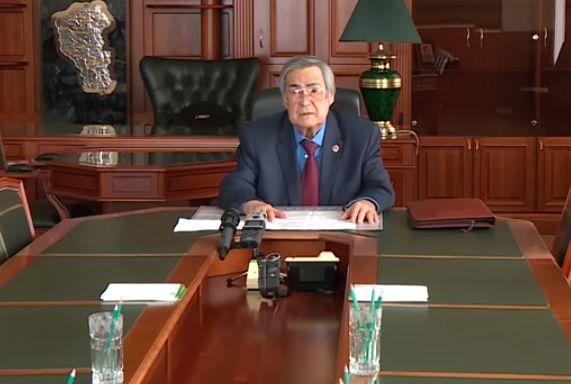 Губернаторът на руската Кемеровска област е подал оставка