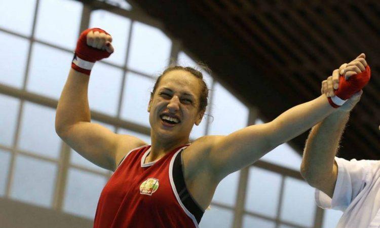 Българка спечели европейска титла в бокса