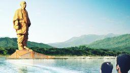 В Индия строят най-високия паметник в света