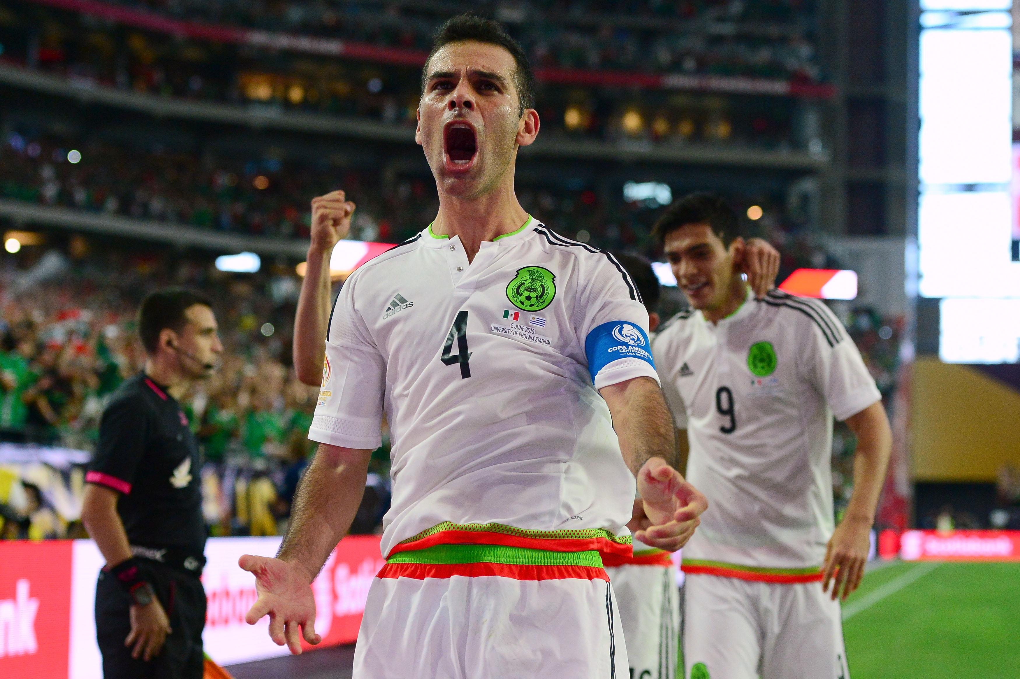 Маркес иска да играе за Мексико на пети Мондиал