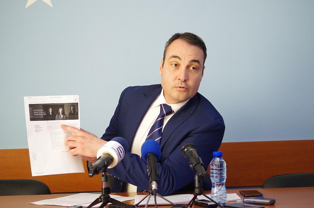 Борис Кърчев: Фирмите ми не са били длъжници на държавата