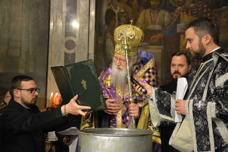 Започна Осмото мироварене в историята на БПЦ