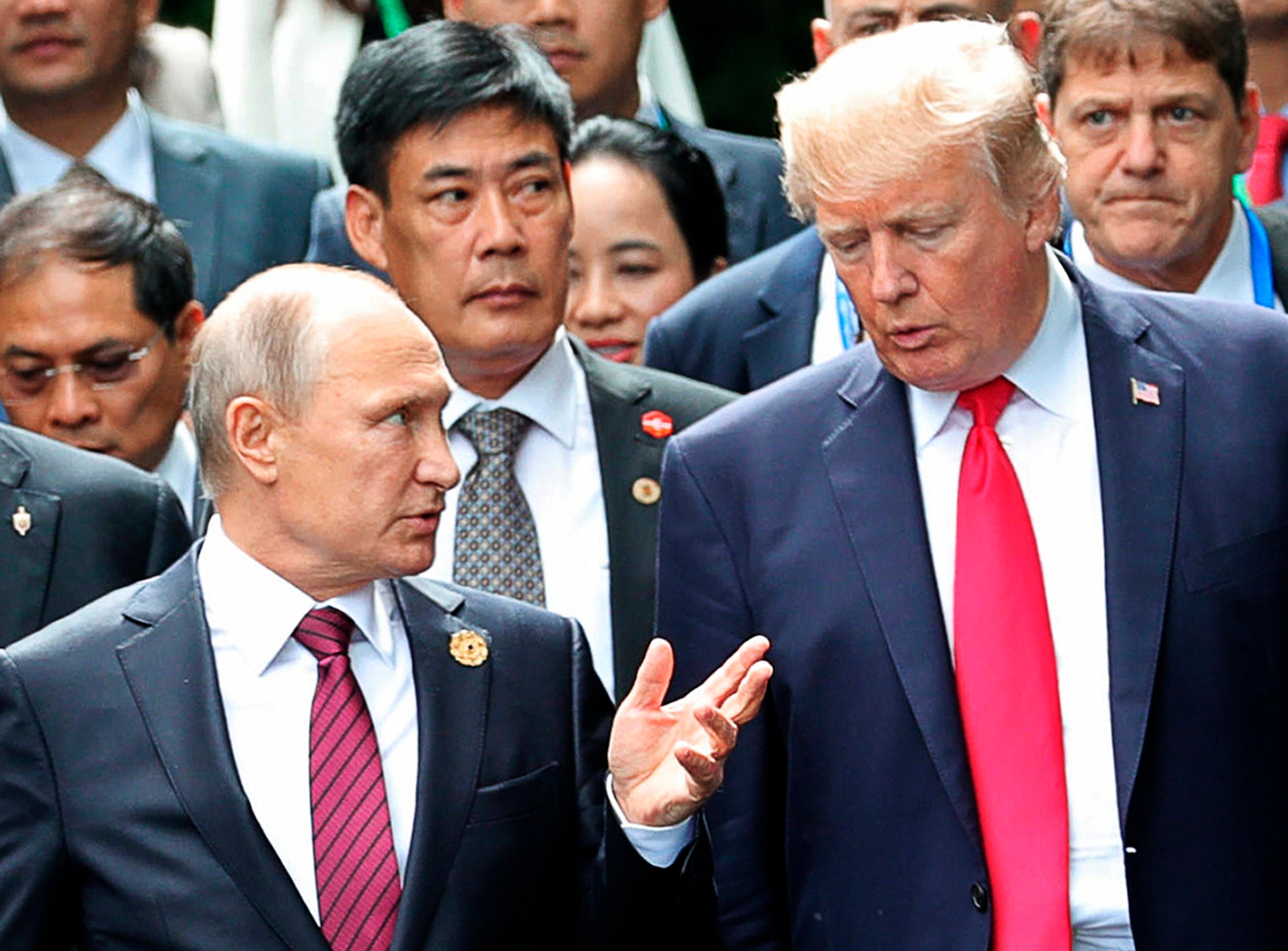 Алексиев: Путин и Тръмп приятели? Несъстоятелно