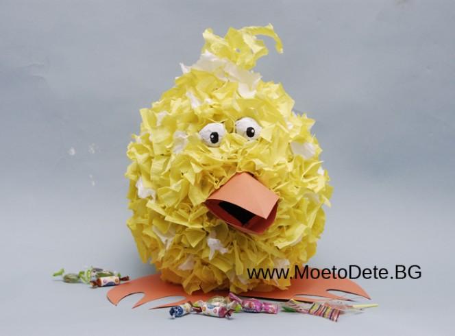 Направи си сам: Великденско пиле