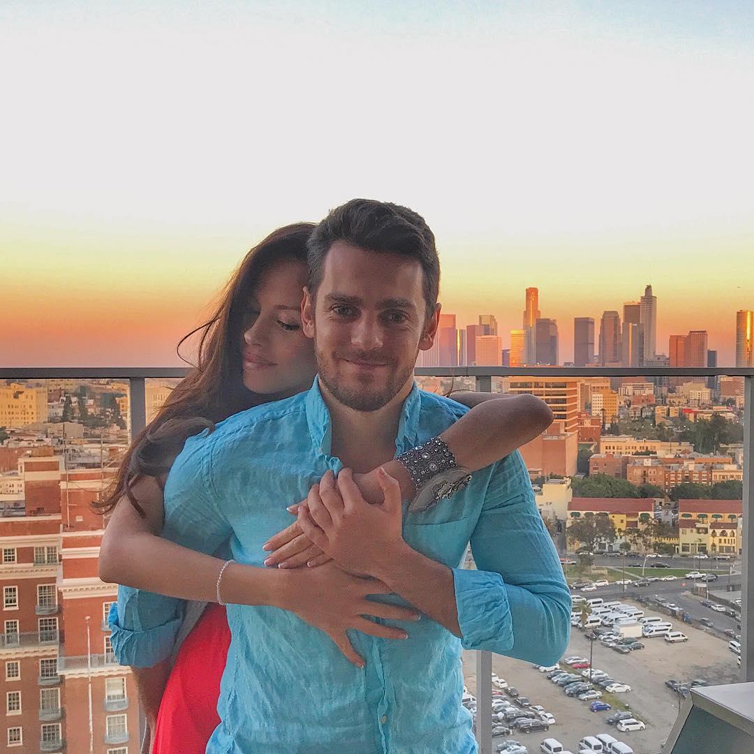 Теди Бургазлиева се обясни в любов на съпруга си