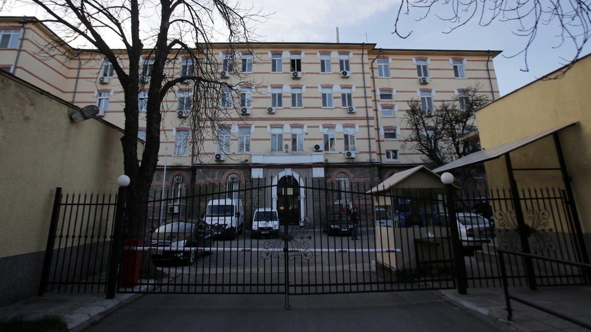 Директорът на Софийския затвор Десислав Трайков е отстранен от поста