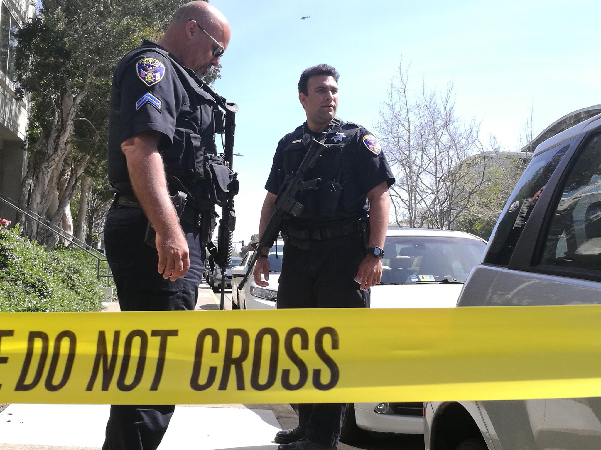 """Стрелба в централата на """"You Tube"""", трима ранени (видео)"""