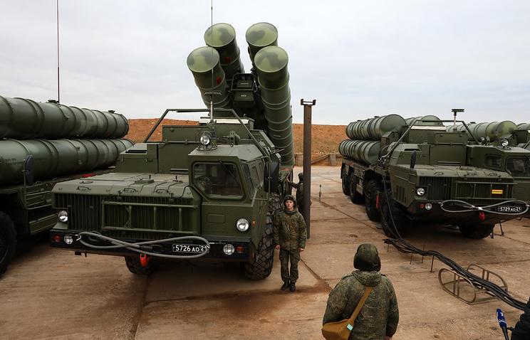 Русия ще предаде на Турция С-400 Триумф през 2019 г.