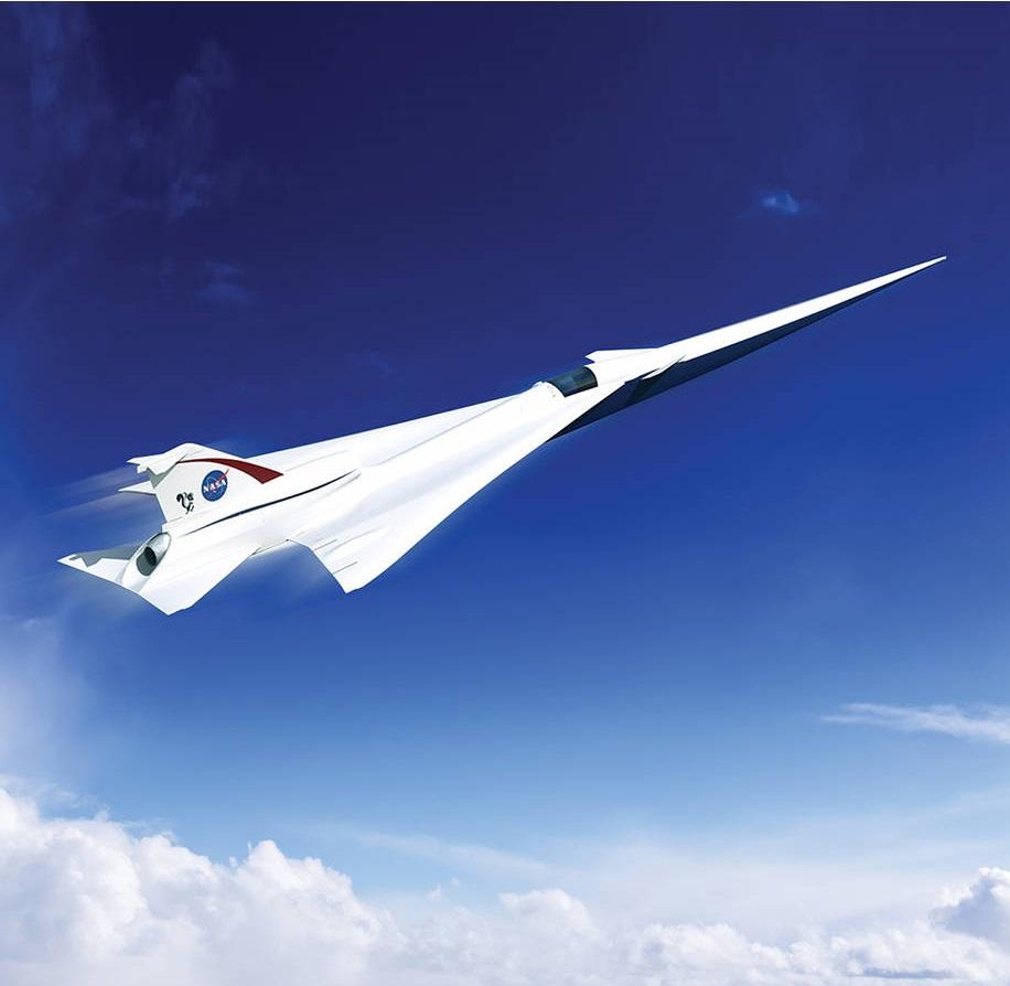"""НАСА прави свръхзвуковите полети """"безшумни"""""""