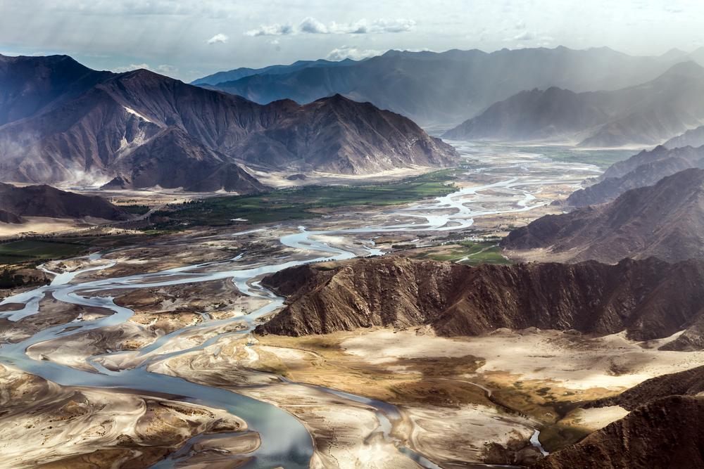 Китай - с гигантски проект за промяна  на климата