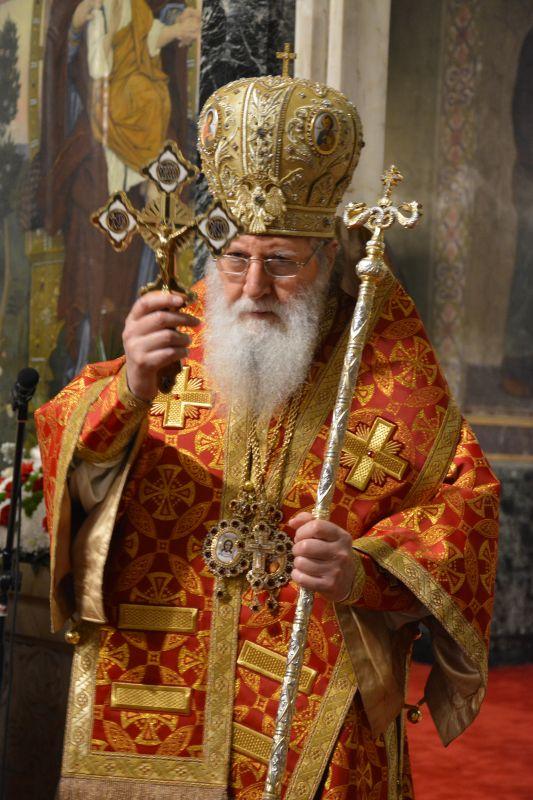 Патриархът освети 8-ото миро в историята на БПЦ