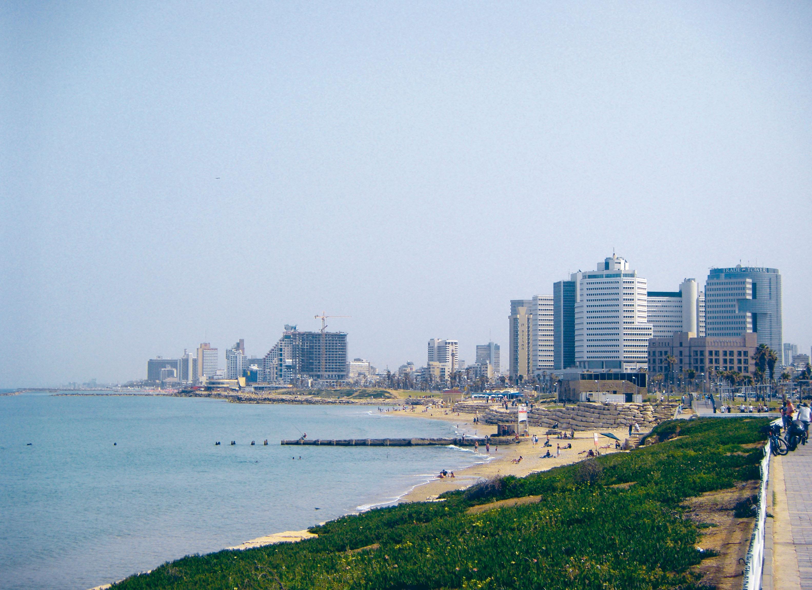 Тел Авив:Модерното сърце на Израел