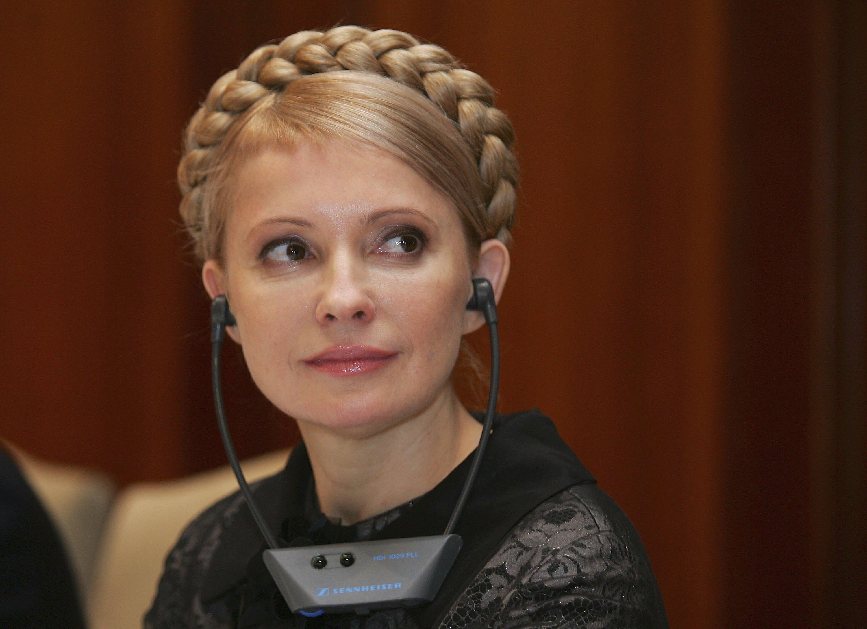 Кадафи финансирал Тимошенко през 2010 г.