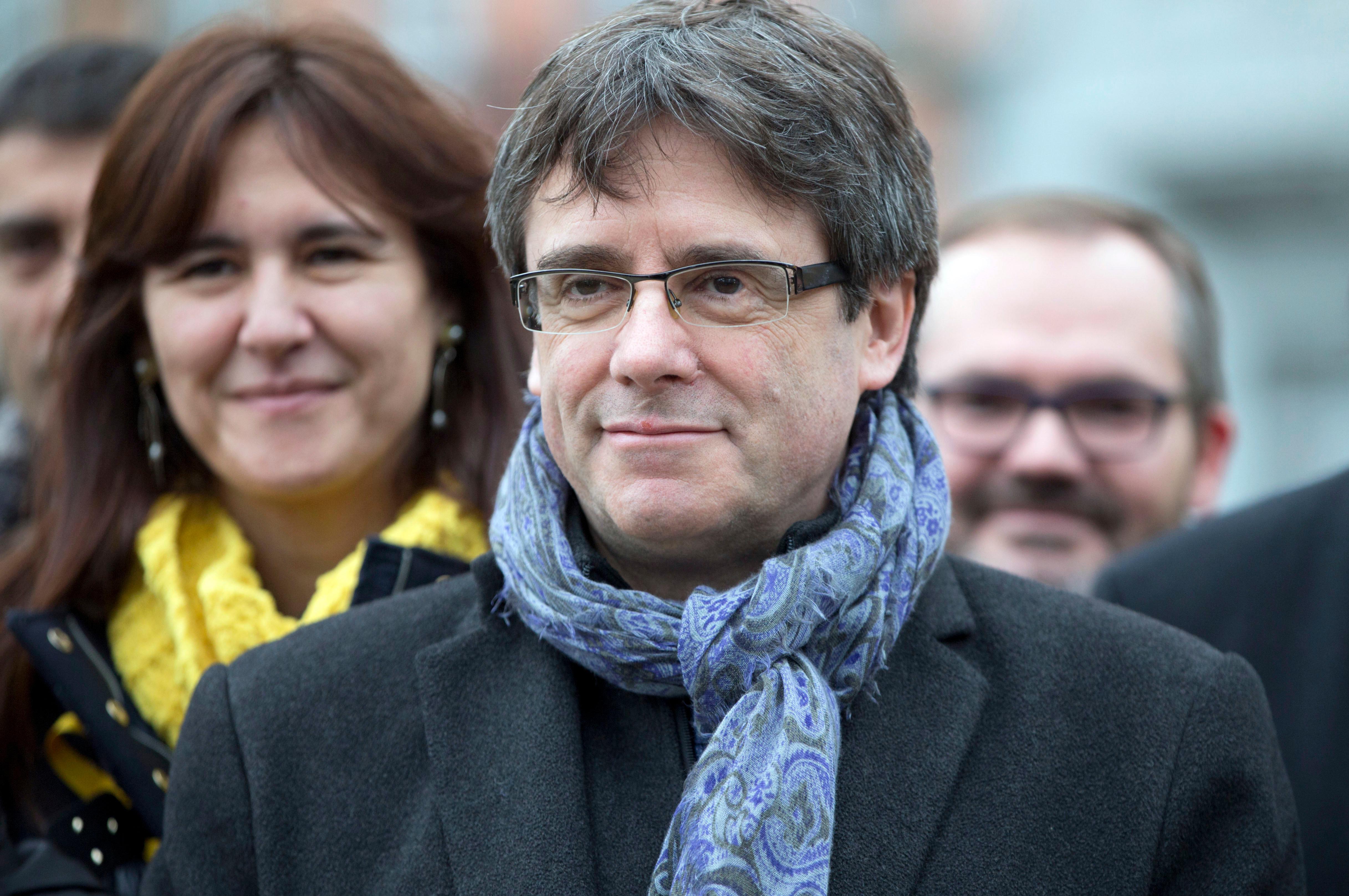 Германия отказа да екстрадира Пучдемон в Испания