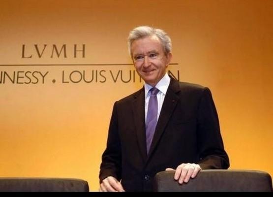 Най-богатият човек в Европа е французин