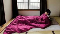 Вижте до болка празните домове на японските минималисти