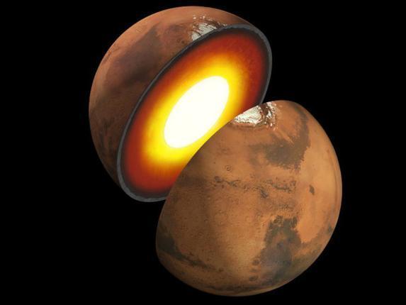 НАСА ще изследва вътрешността на Марс