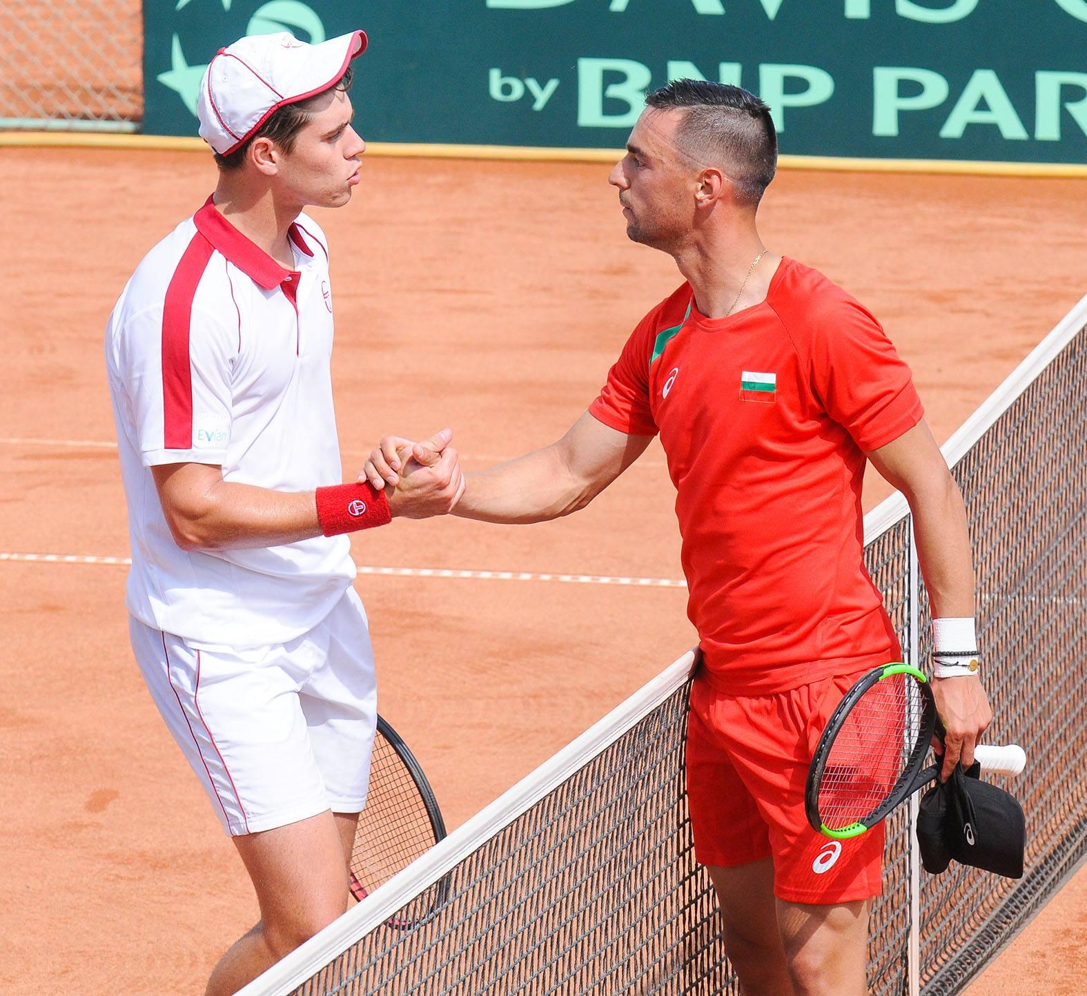 Победа за Кузманов и България изравни Монако