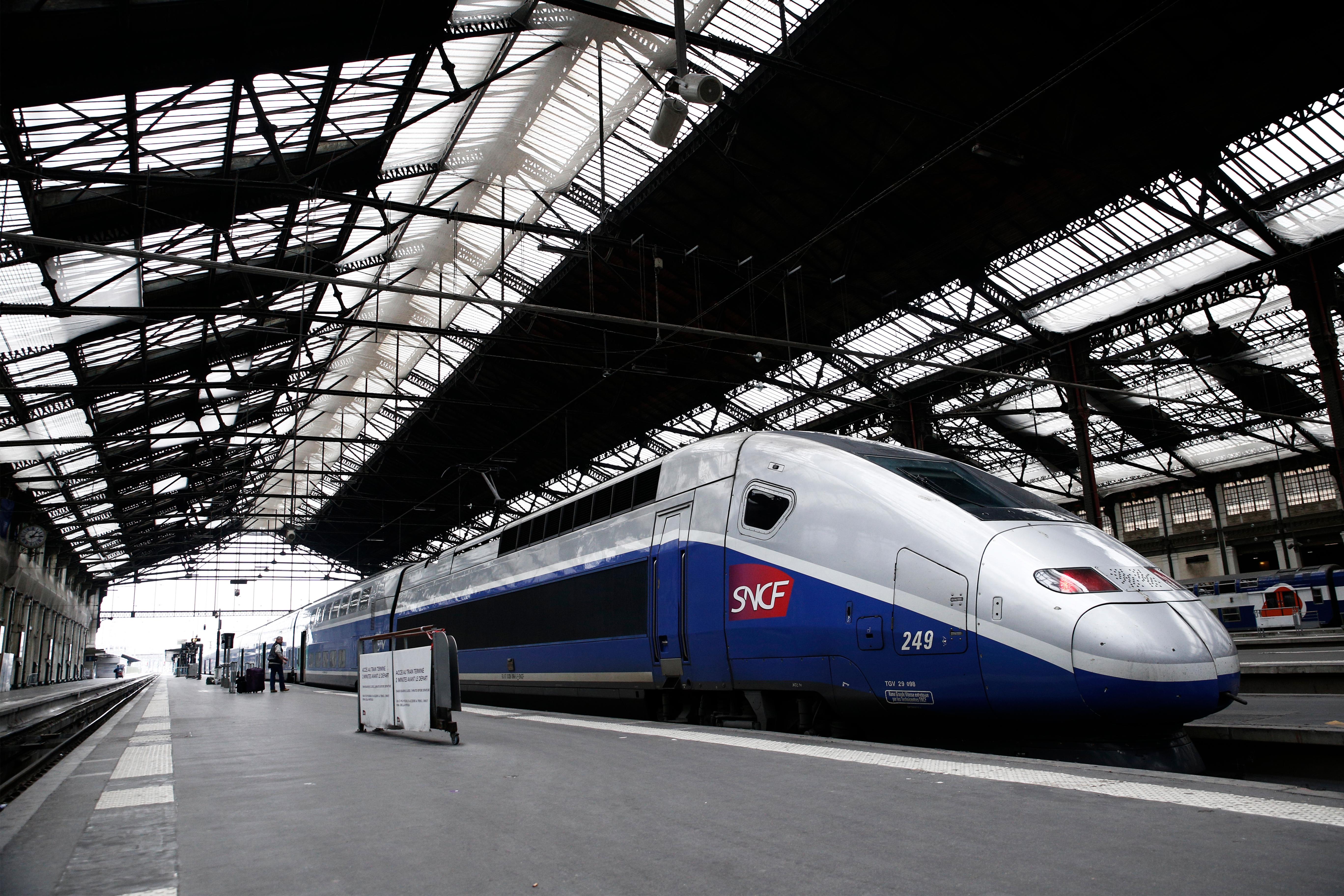 Транспортен хаос във Франция заради жп стачка
