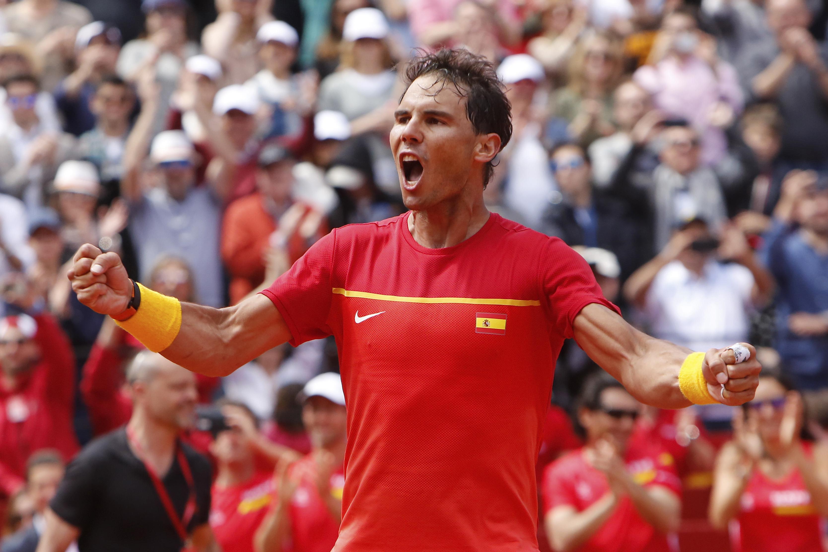 Надал ще прави внушителен тенис център