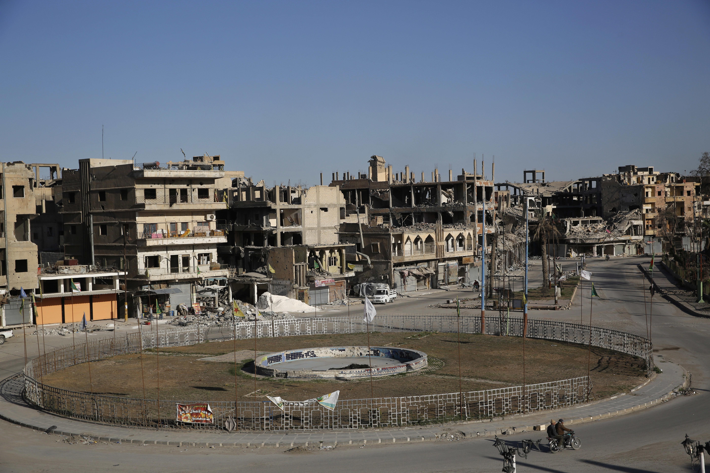 САЩ обмислят военен отговор на удара в Сирия