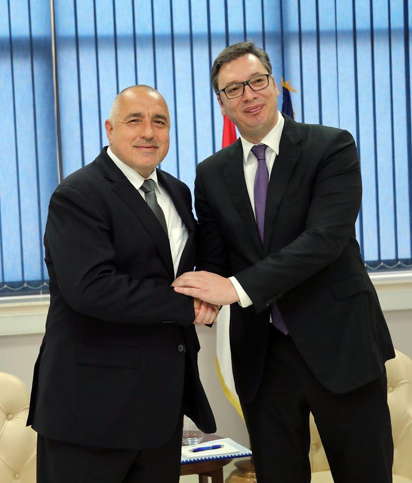 Борисов: Дано и големите играчи искат мир на Балканите