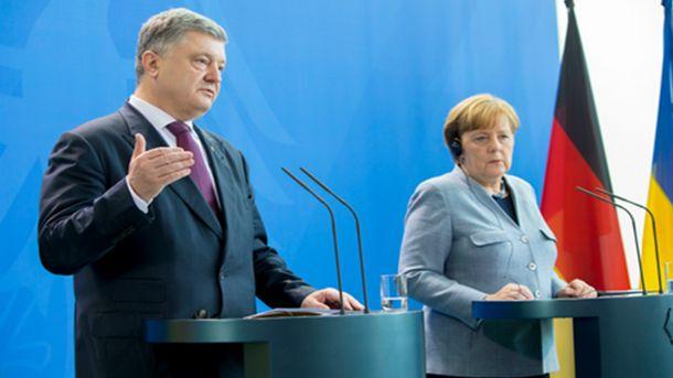 """Меркел: """"Северен поток-2"""" не е възможен без яснота относно ролята на Украйна като транзитен център"""