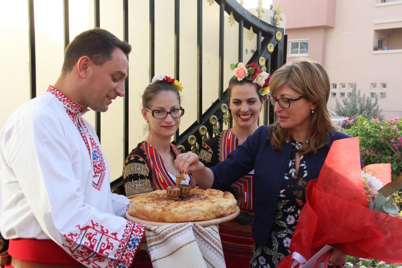 В Абу Даби откриха 77-ото българско посолство