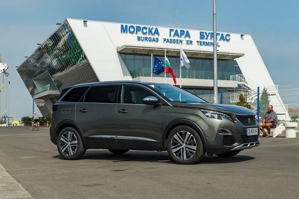 Броени дни до Tourist Auto Show Бургас
