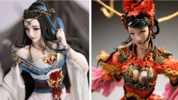 Китайски красавици, които могат да се стопят в устата ви