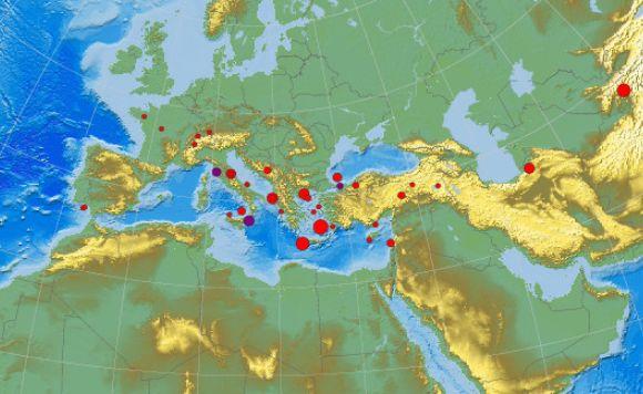 Италия продължава да се тресе, трус и в Гърция