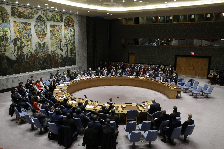 Съветът за сигурност на ООН гласува 3 резолюции за Сирия