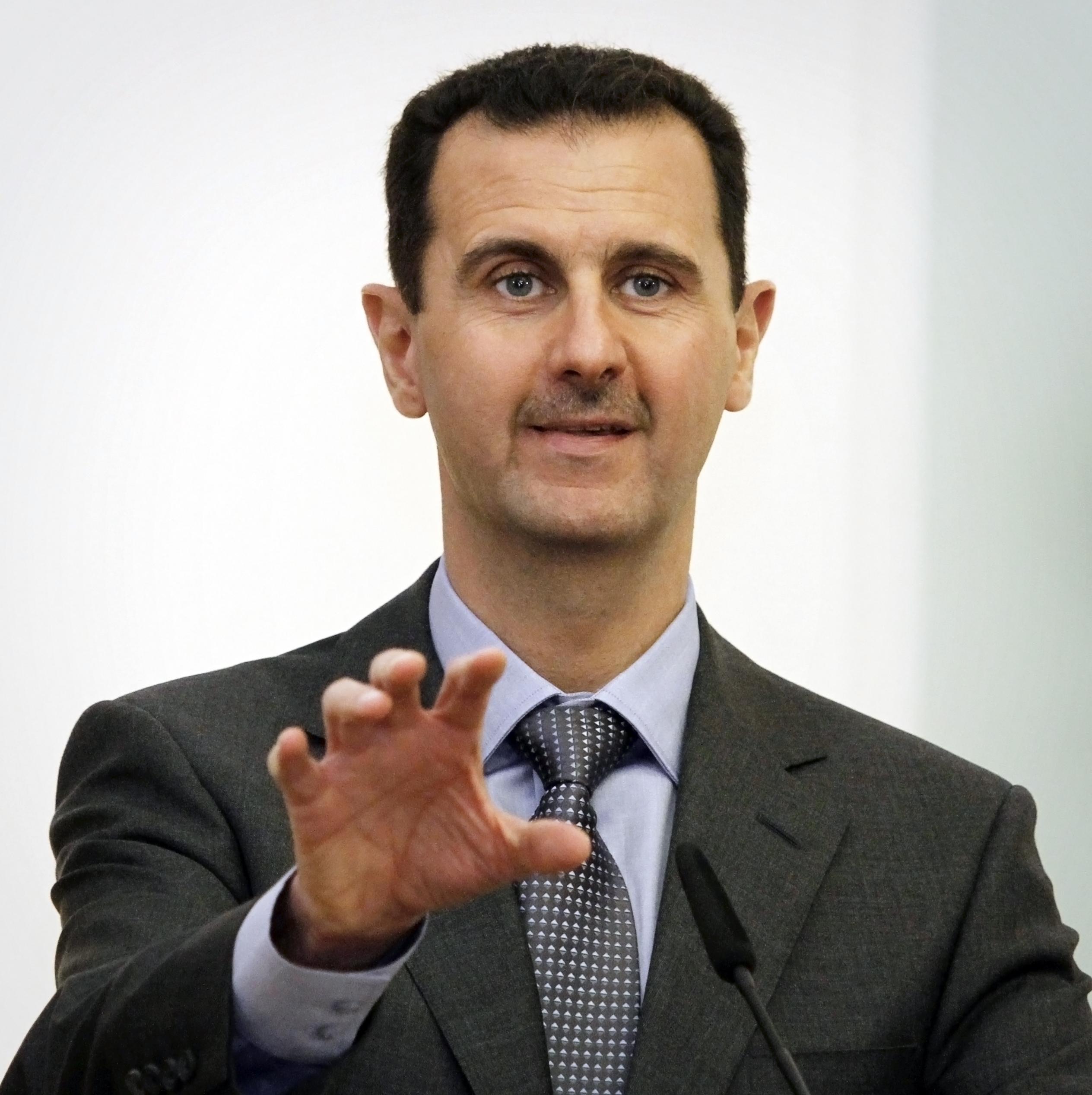 Башар Асад евакуиран в Иран? Русия отрича