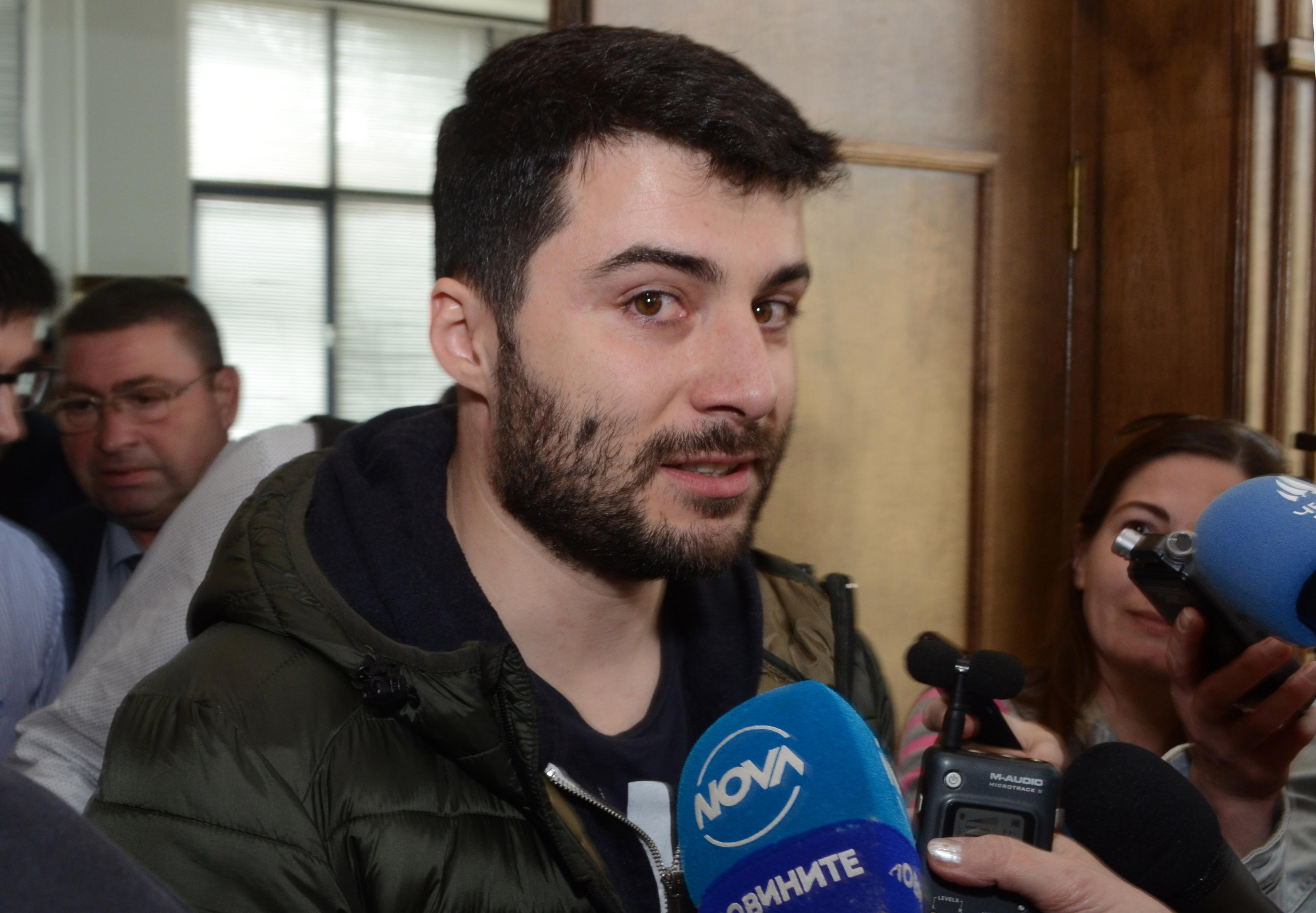 Съдът пусна Желяз Андреев на свобода