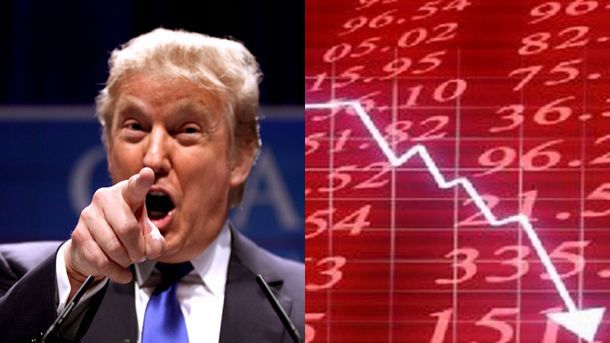 Спад на световните фондовите пазари и нова обезценка на рублата след заплахата на Тръмп за ракетни удари в Сирия