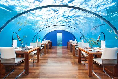 12 ресторанта, в които не храната е атракцията