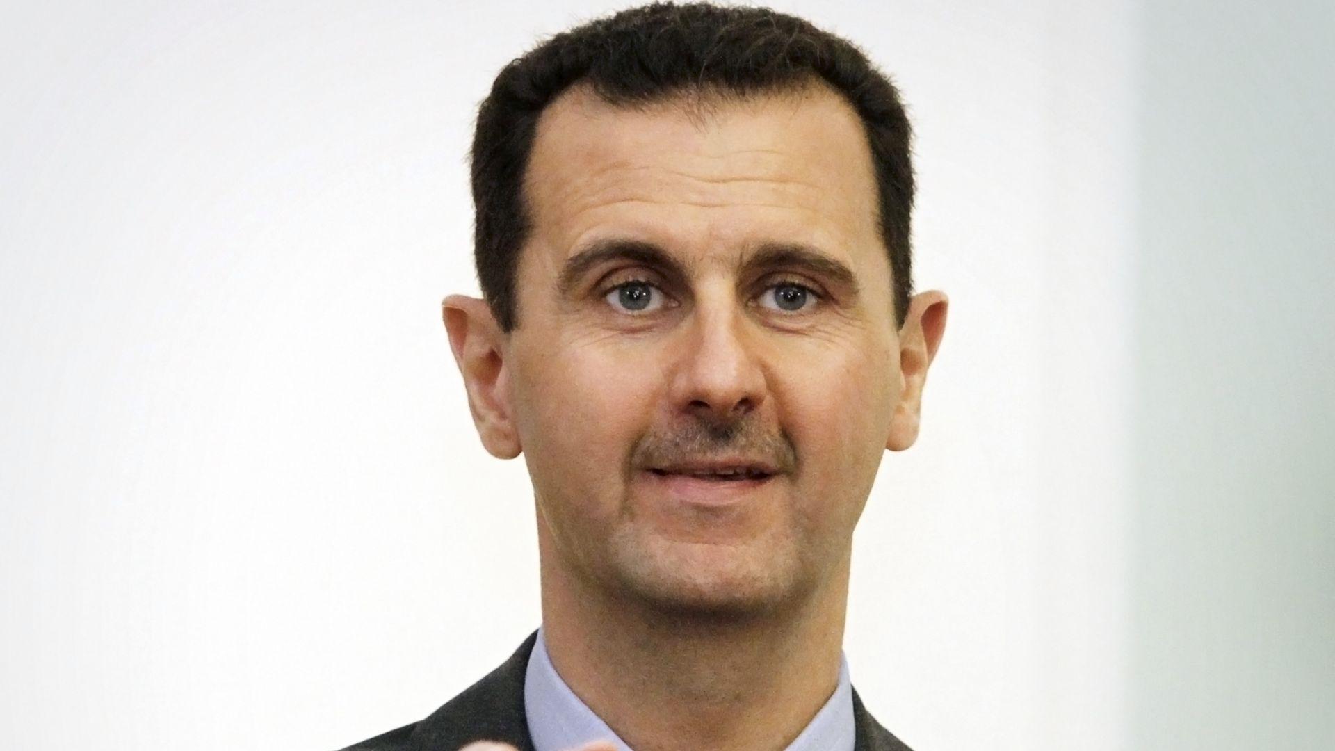 Асад оценил високо съветските ПВО системи